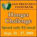 Hungerchallengebadge